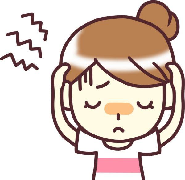 交通事故による頭痛・めまい・吐き気